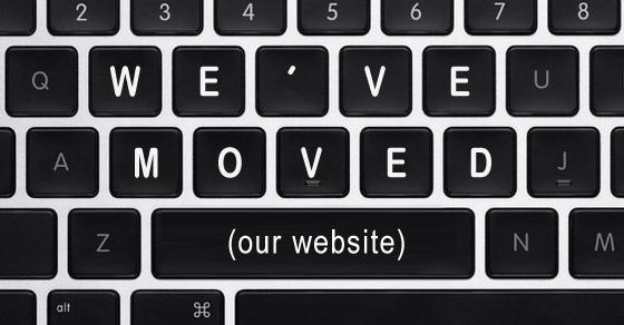 moved website